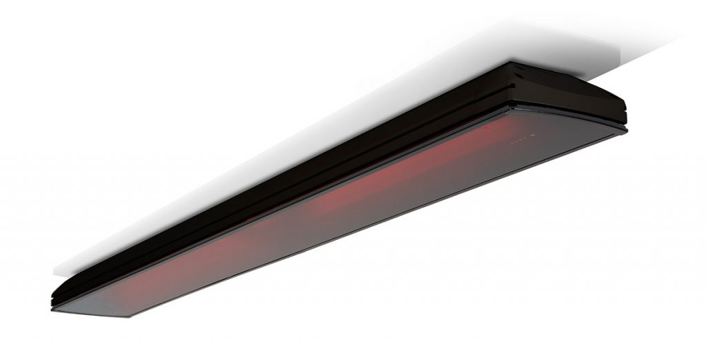 Heatscope Vision Calefactor de infrarrojos para exterior