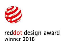 HEASTCOPE Reddot Design Award 2018
